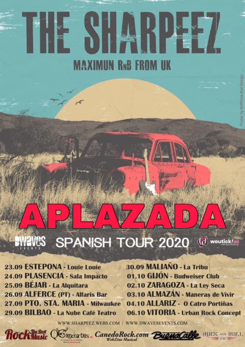 The-Sharpeez_aplazada